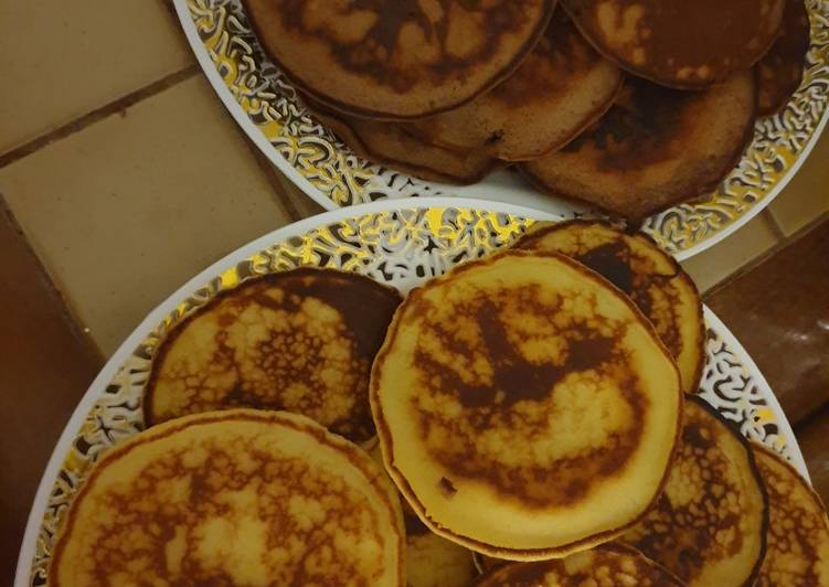 Le moyen le plus simple de Faire Parfait Pancakes