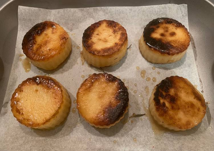 Step-by-Step Guide to Make Favorite Fondant potatoes