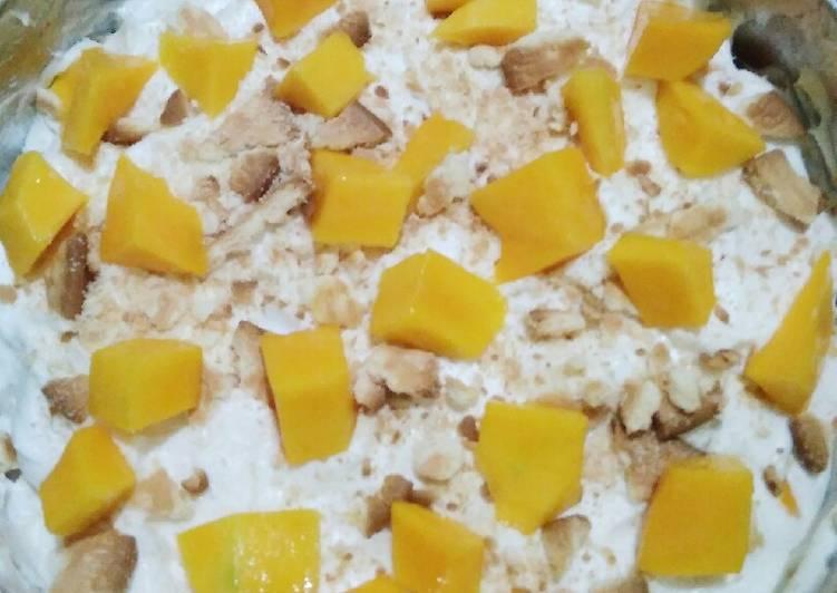 Cake Mangga Creamy
