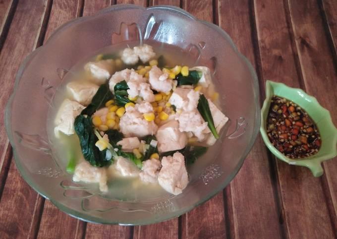 Sup Sehat Cilok Ikan