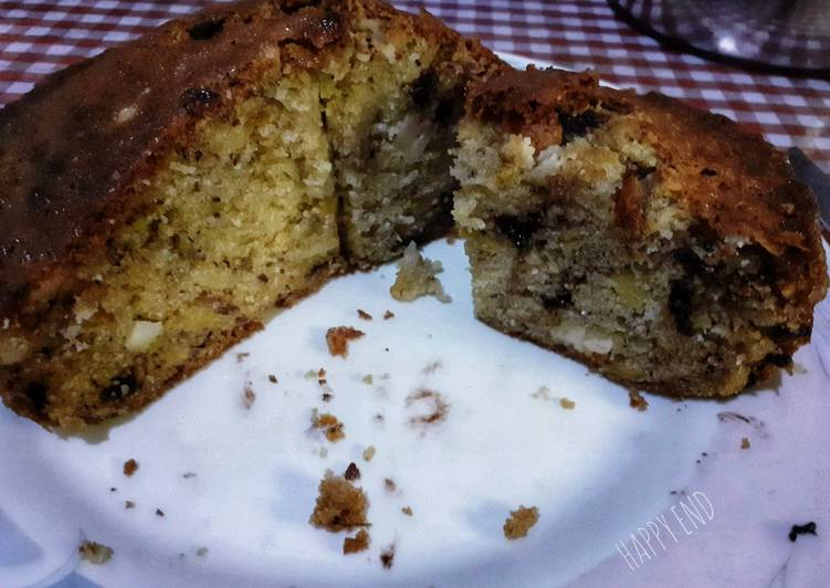 Resep Banana Bread Simpel Antigagal Top
