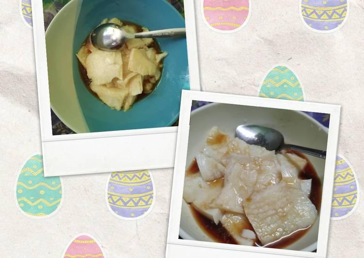 Tau Fu Fah/ Soya Pudding - resepipouler.com