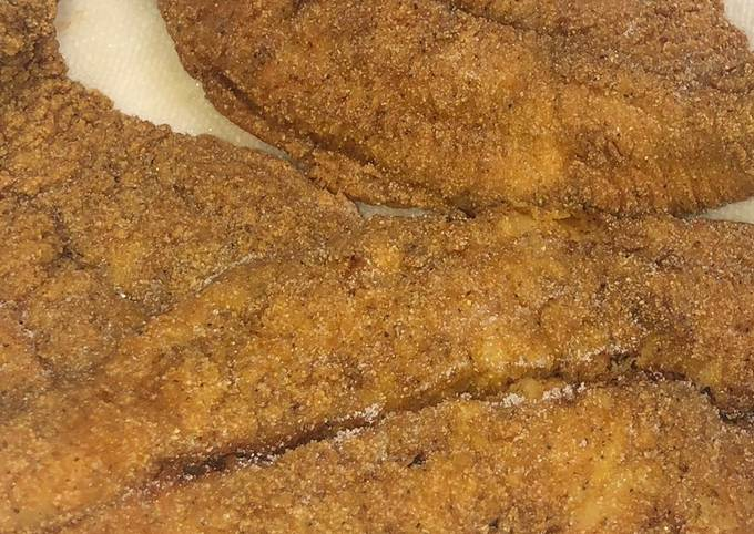 Recipe of Fried Fish Super Fast
