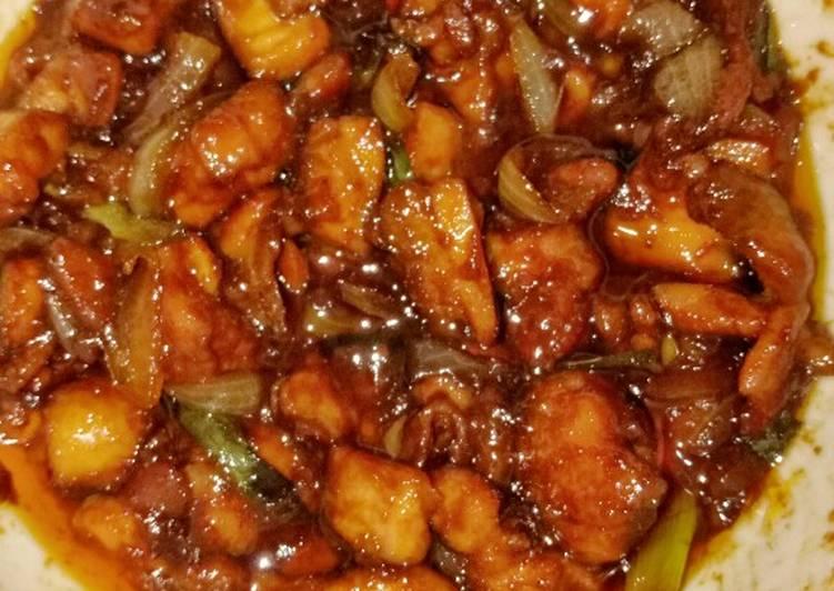 Resep Ayam Goreng Mentega Oleh Yusfia Kirana Cookpad