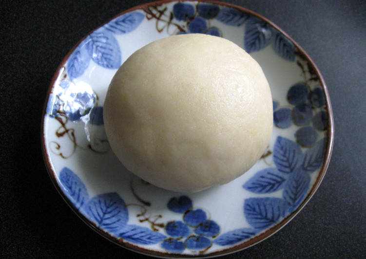 Recipe of Speedy Simple Marzipan (Almond Paste)