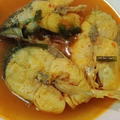 Resep Garang Asem Ikan Segar Iwak Anyaran Oleh Ludia Fahmi Cookpad