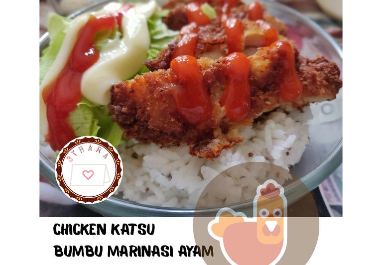 Resep Chicken Katsu Disukai Keluarga murah
