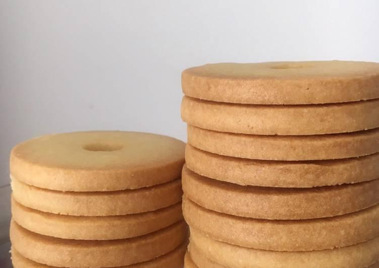 Biscotti alla panna fresca