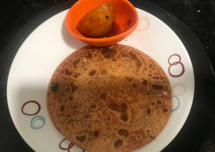 Handbook to Construct Delicious Healthy paratha