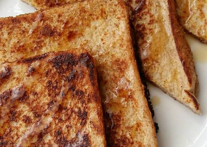 Vickys Vegan French Toast, GF DF EF SF NF