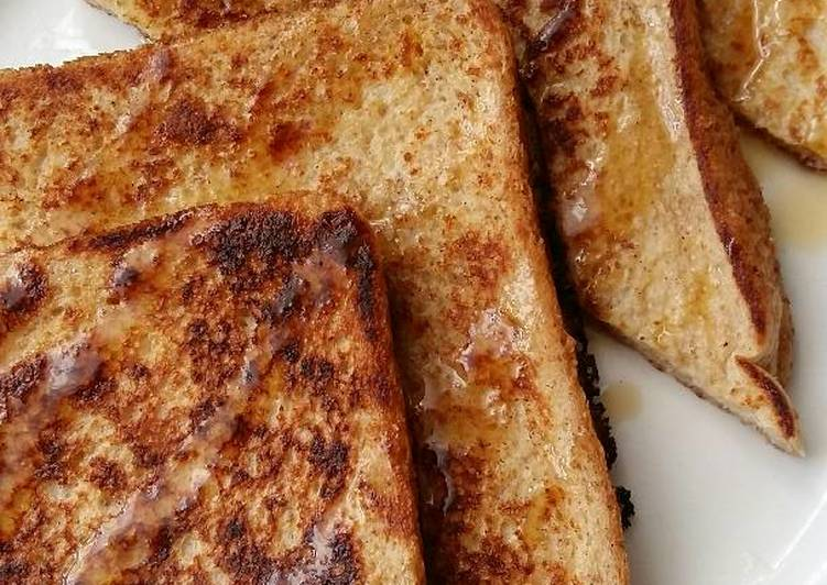 Vickys Vegan French Toast, GF DF EF SF NF