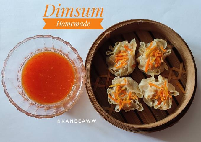 Dimsum homemade - projectfootsteps.org