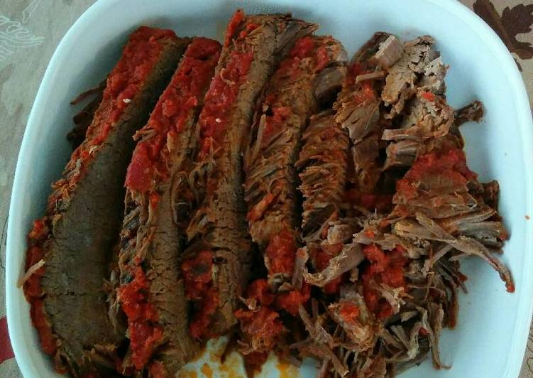 Easy Tasty Brisket