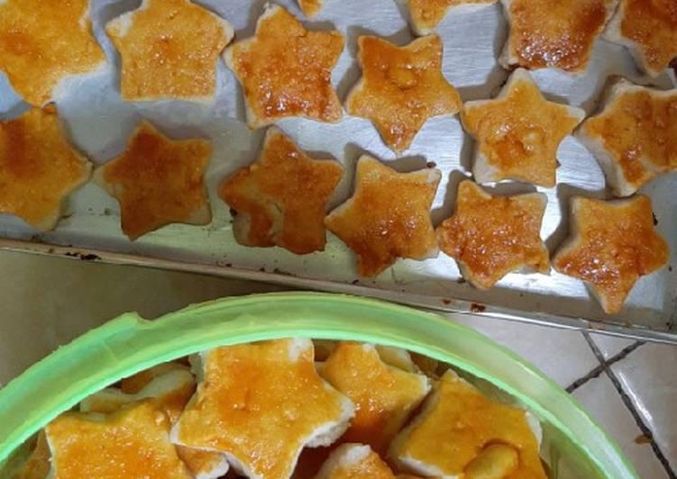 Resep: Enak Kue Kacang Jadul Ala Gadis Pangandaran 🥰🥰🥰