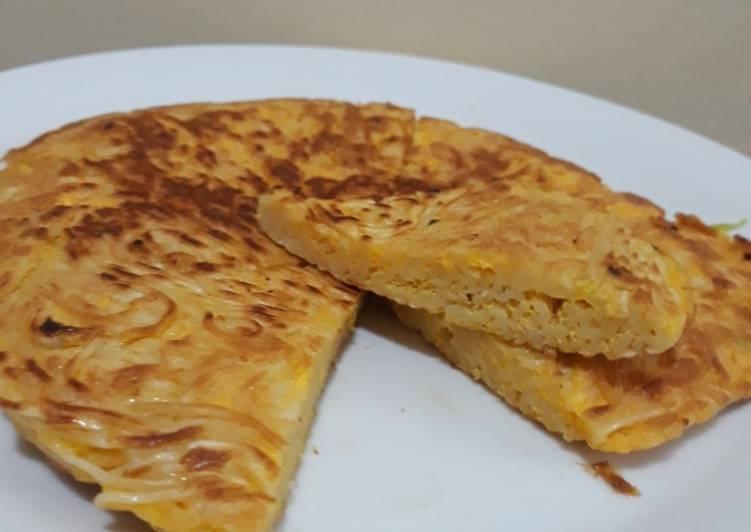 Omelette misua