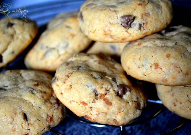 Le moyen le plus simple de Faire Parfait Cookies Beurre de Cacahuète et Pralin