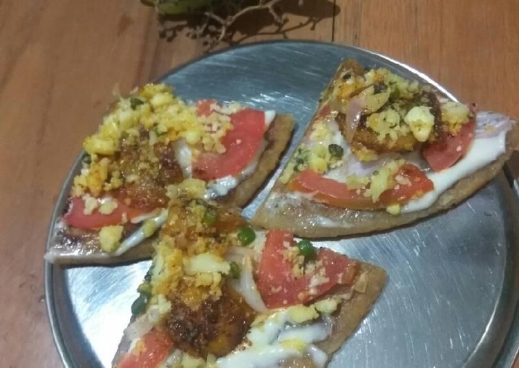 Rotizza - Roti + Pizza