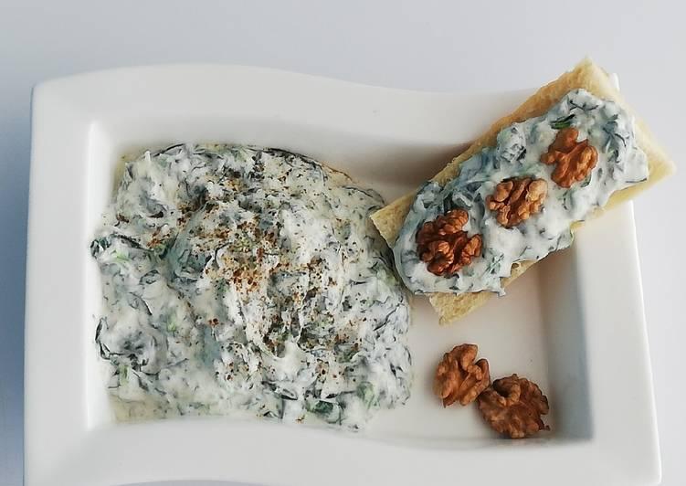 Epinard au fromage blanc