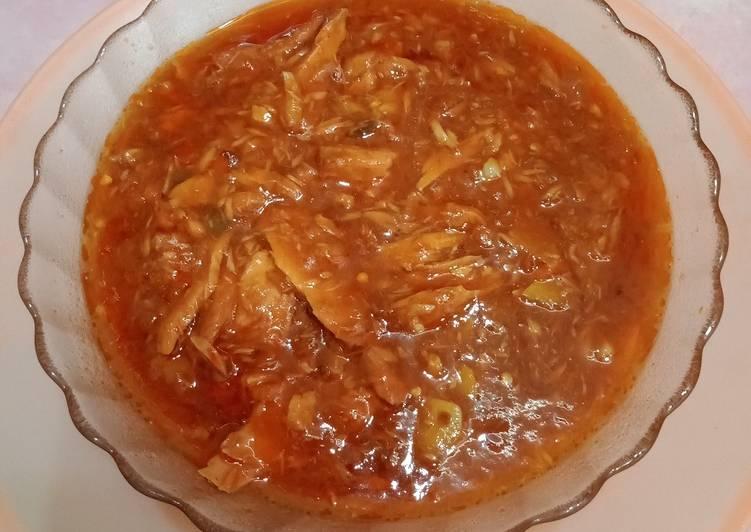 Sarden Tuna Kaleng