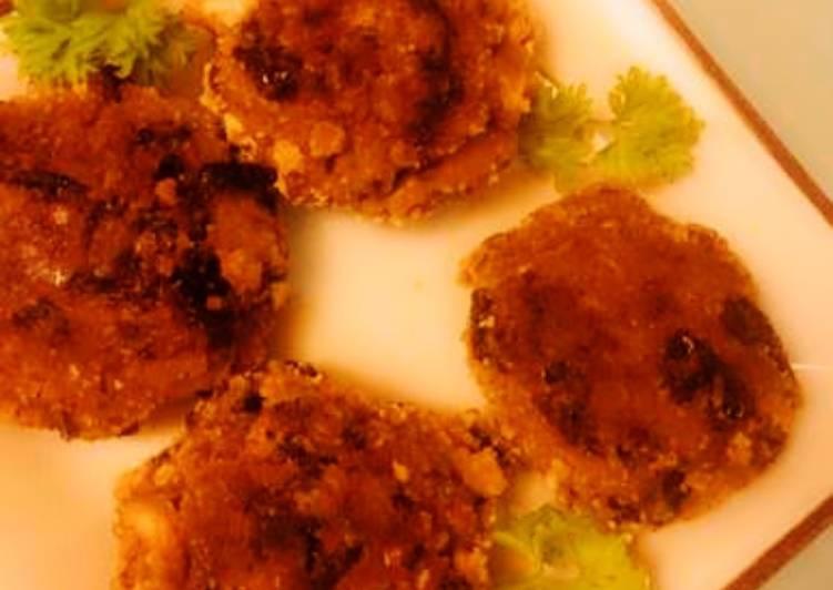 Rajma Kebab(kidney bean Kebab)