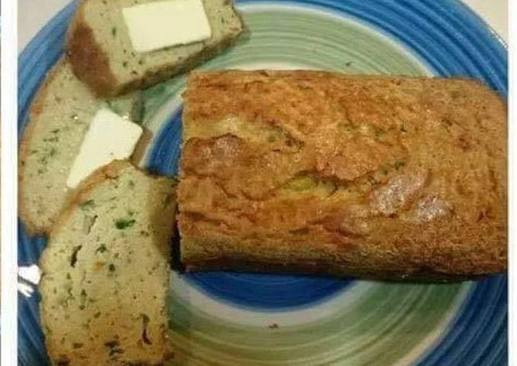 Going Green for Greater Health By Consuming Superfoods P3 Zucchini Bread