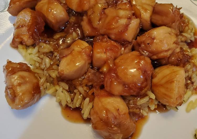 Recipe Tasty Orange Chicken