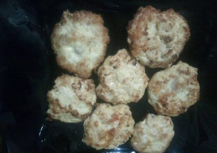 Boulettes au viande hachée de dinde