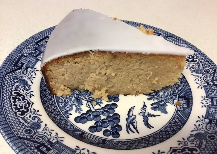 Steps to Make Perfect Baked bean cake #mycookbook
