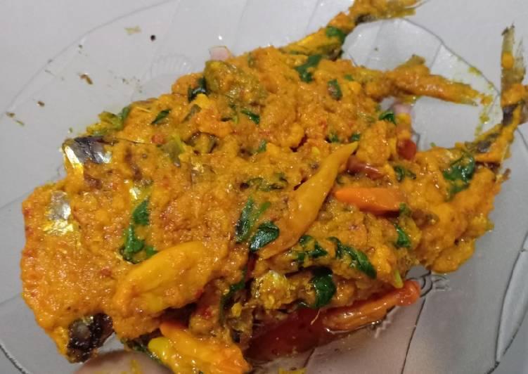 Ikan kembung pesmol kemangi