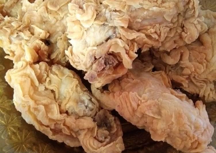 Rahasia Menghidangkan Kentucky Ayam Krispi Untuk Pemula!