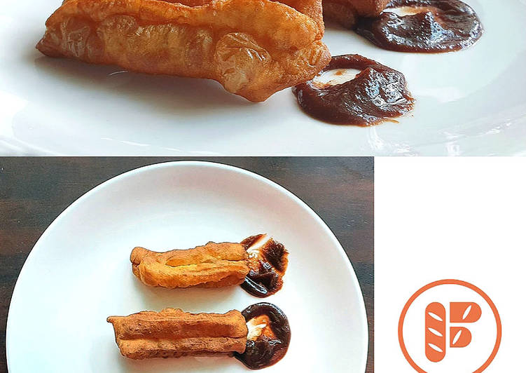Step-by-Step Guide to Prepare Super Quick Homemade You Tiao | Chinese Cruller