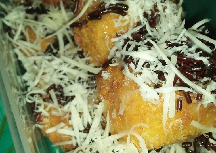 Cara Memasak Pisang Goreng Crispy sederhana dan enak