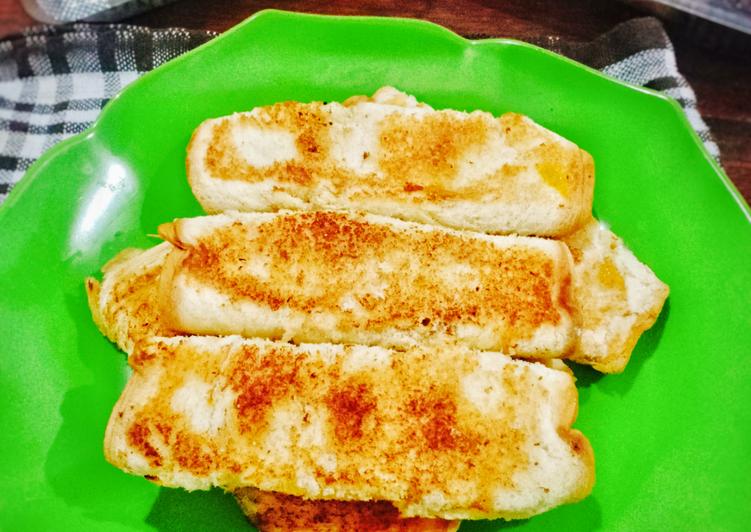 roti-tawar-bakar