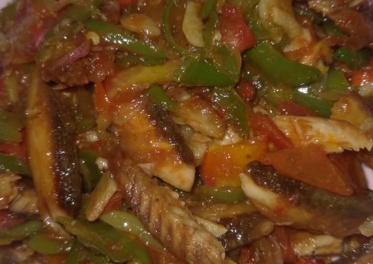 Sarden ala² (Ikan Pindang)