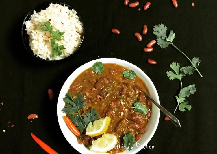 Recipe of Perfect Pindi Rajma