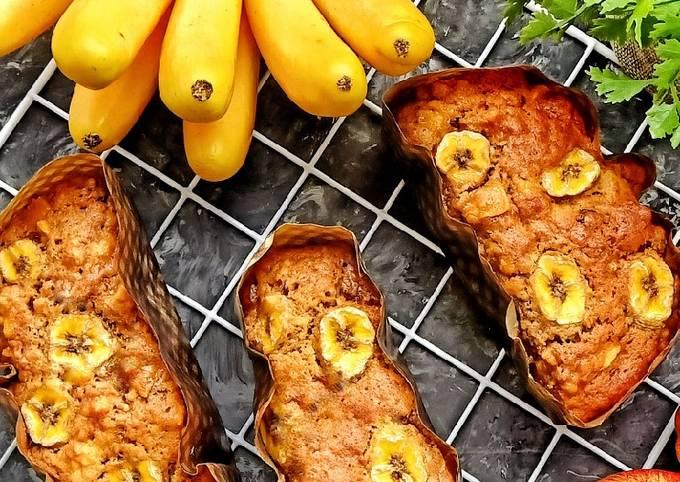 Banana Apple Cake