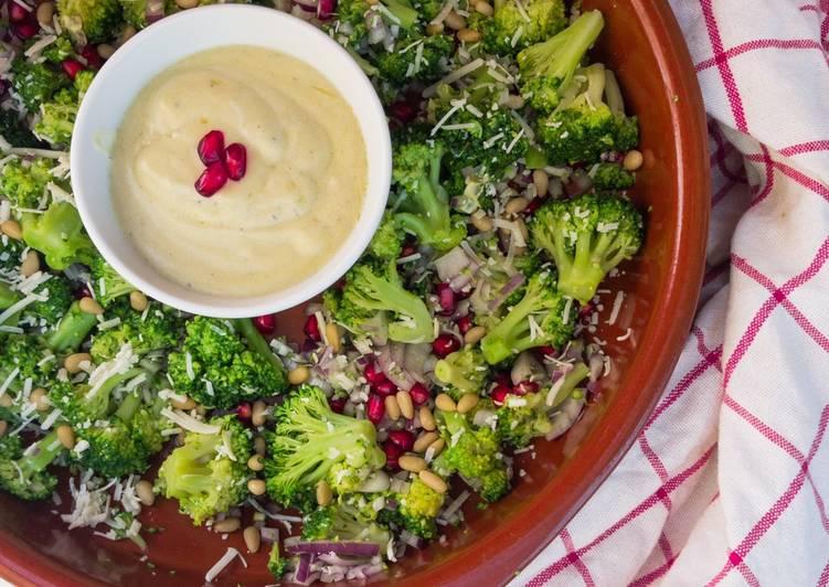 Leckerer Brokkoli-Salat