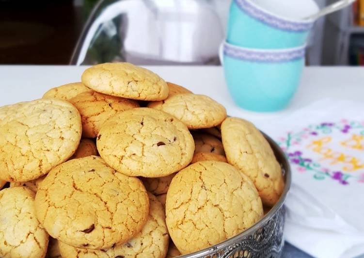 Simple Way to Make Speedy Cookies aux pépites de chocolat