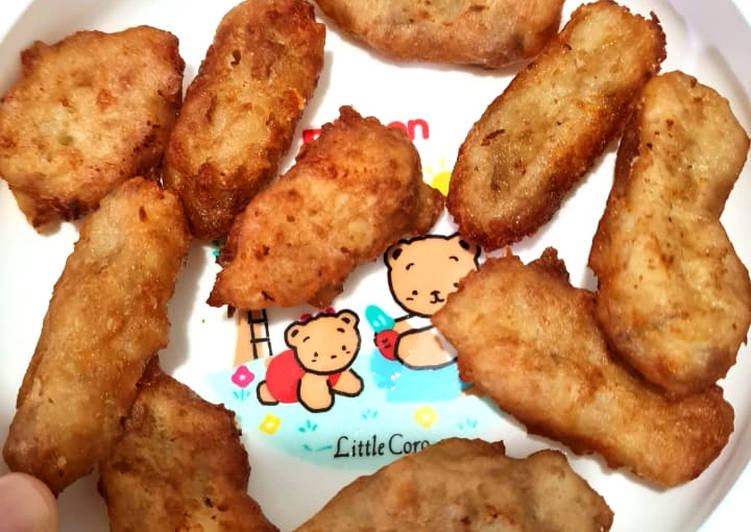 Cheese potato stick bebas gluten