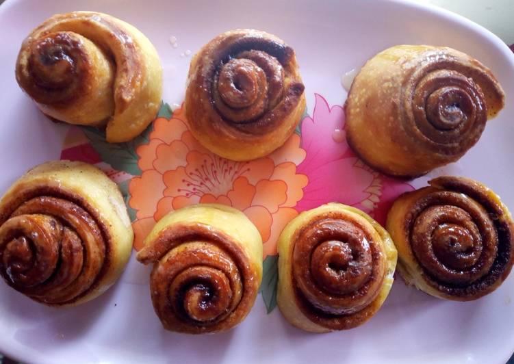 Cinnamon rolls #festiveseasoncontestkakamega #authormarathon