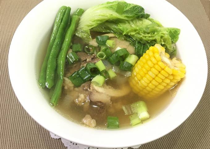 Tutorial Of Bulalo Special So Easy