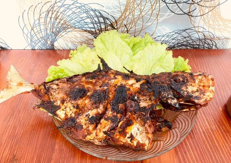 Ikan Kakap Bakar