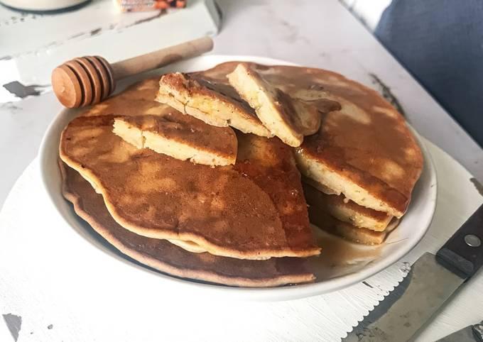 Banana Pancake Gluten Free