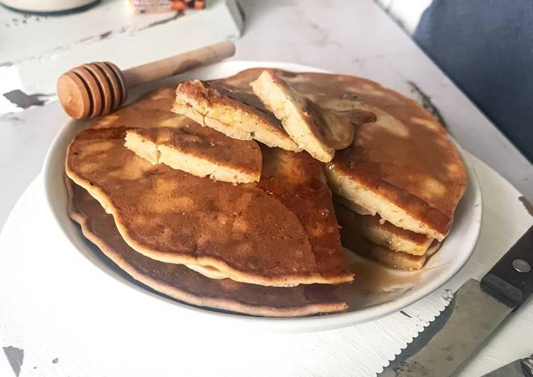 Banana Pancake Gluten Free - resepipouler.com
