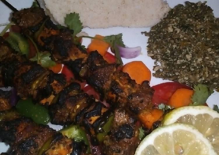 Mishkaki (kebab)