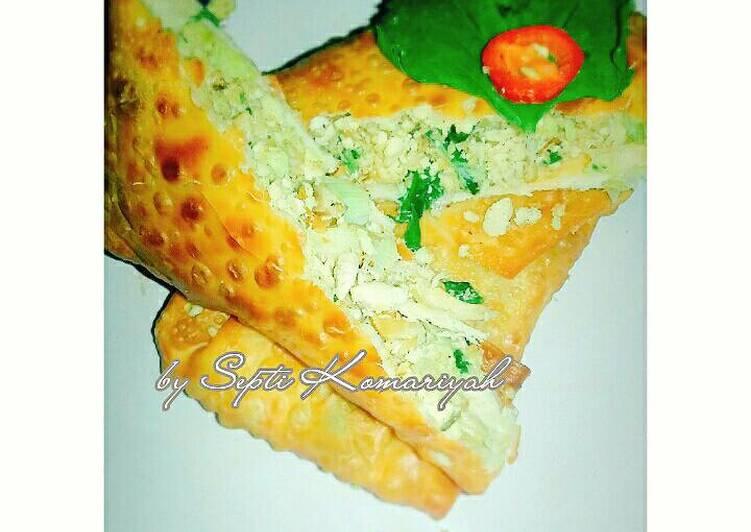 Martabak Telur Mini - Crunchy
