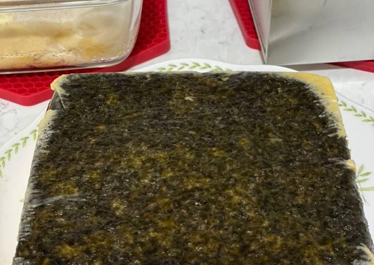 Resep Tahu Sutra Seaweed Oleh Syanne Cookpad