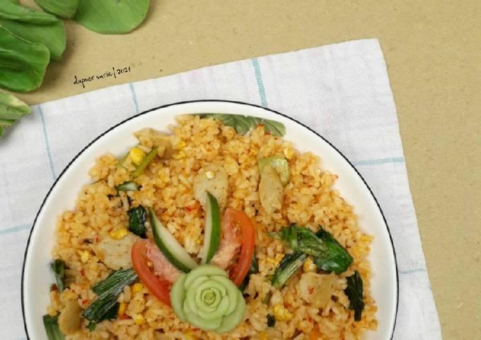 Nasi Goreng Baso