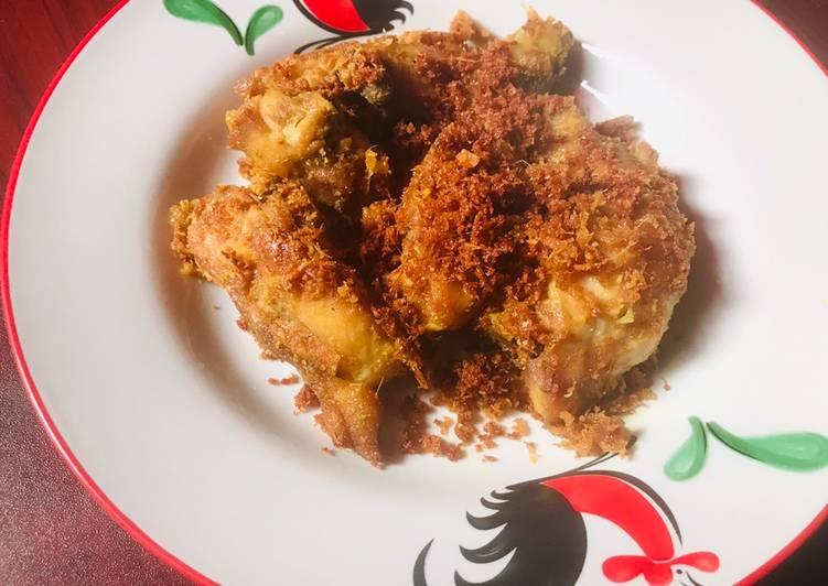 Ayam goreng laos