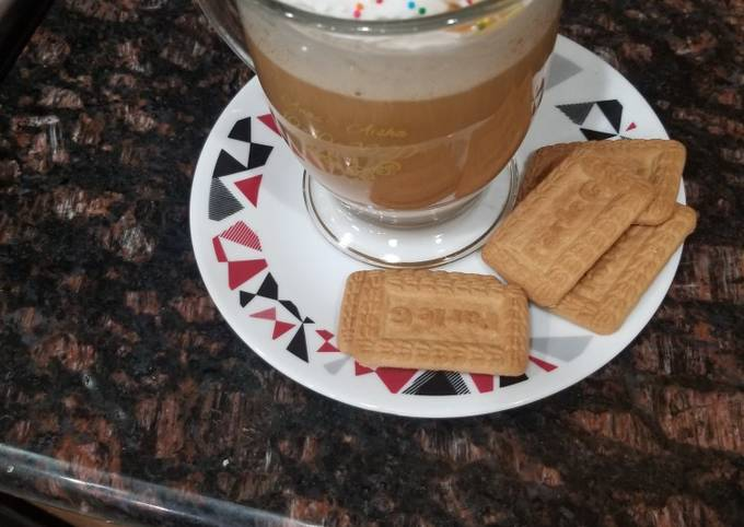 Easiest Way to Cook Appetizing Whipped coffee